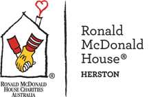Ronald McDonald House Herston logo